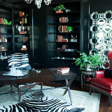 Eclectic Home Office by Furnitureland South