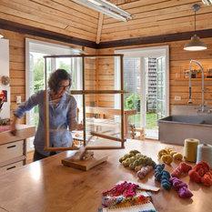 25 Best Farmhouse Craft Room Ideas Photos