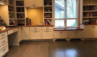 Family Floor Installation