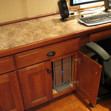 Traditional Home Office by 360 Services, LLC