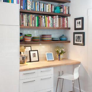 Kitchen Office Space Houzz
