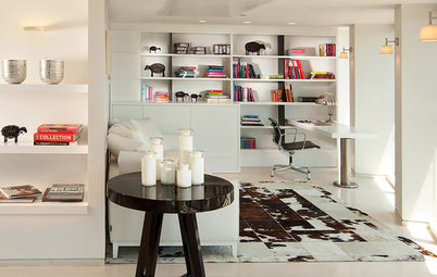 Organizing the Office: Inspiring Shelves and Cabinets
