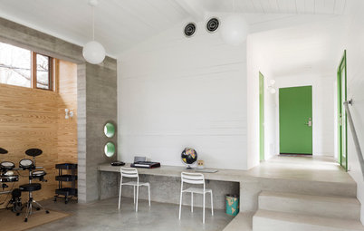 A Creative Studio Welcomes Family Projects