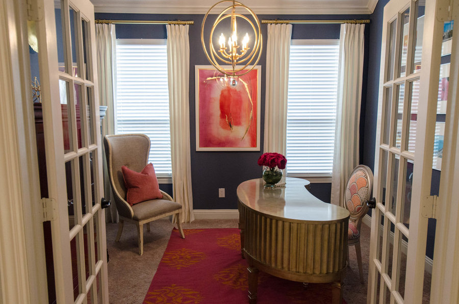 Feminine Home with an Eclectic Flair