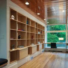 Modern Home Office by Studio Twenty Seven Architecture
