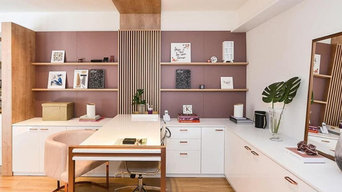 Finger Design Cabinetry Office