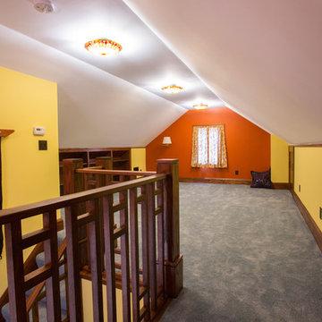 Finished Attic / Bonus Room