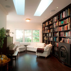 Traditional Home Office by Hierarchy Development & Design