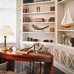 traditional home office by Causa Design Group