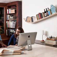 Decorating: Creative Bookcases and Floating Shelves With a Difference