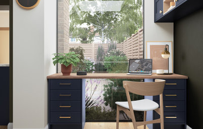 5 Ways to Bring Mood-boosting Nature Into Your Home Office