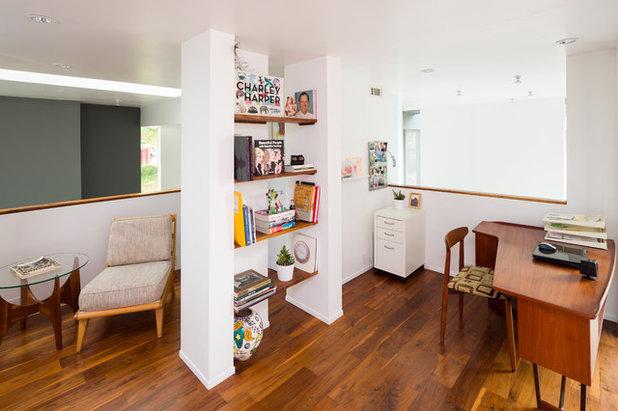 Contemporain Bureau à domicile Florian Hart Residence