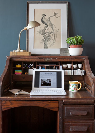 Craftsman Home Office by Twelve Chairs