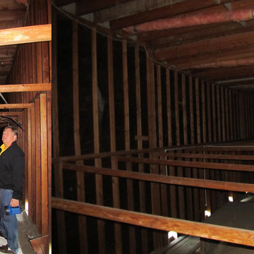 Forty Year Old House Gets 800 Sq. Ft. Crawl Space Addition