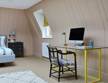 Four sided mansard roof extension into two bedrooms and one bathroom - W6