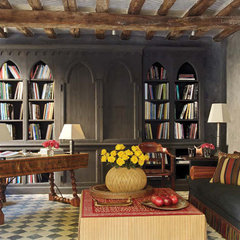 mediterranean home office by iLA designs - The Fine Art of Classic Fresco