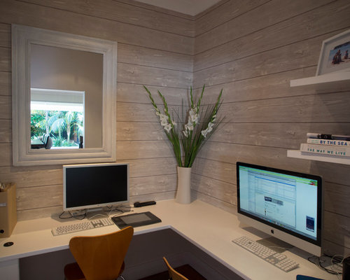 Tropical Sydney Home Office Design Ideas Remodels Photos