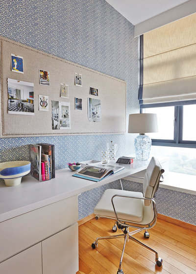 Fusion Home Office & Library Fusion Home Office & Library