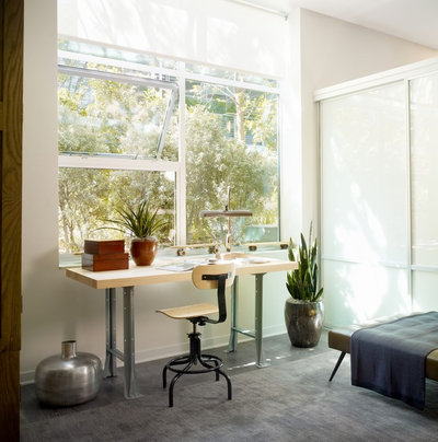 Industrial Home Office by Incorporated