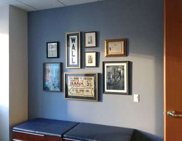 Gallery Wall - Midtown Office