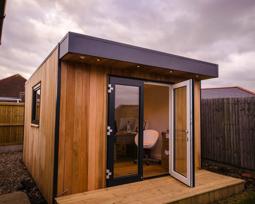 garden office home in the