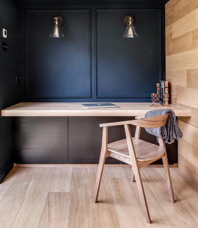 Modern Arbeitszimmer by JLB Property Developments