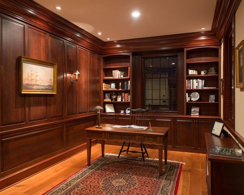 Formal Home Office Houzz