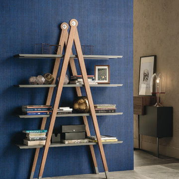 Giotto Bookcase by Cattelan Italia