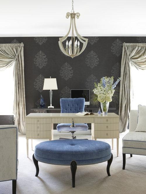 Best Elegant Office Furniture Design Ideas  Remodel Pictures  Houzz