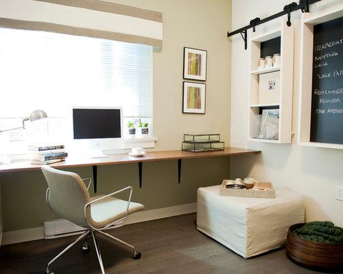 Built In Corner Office Desk