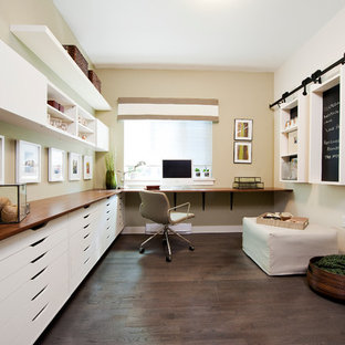 75 Most Popular Contemporary Home Office Design Ideas for ...