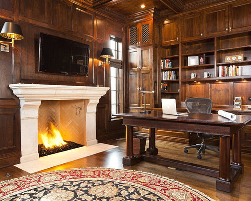 Walk in fireplace home design ideas pictures remodel and for Walk in fireplace designs