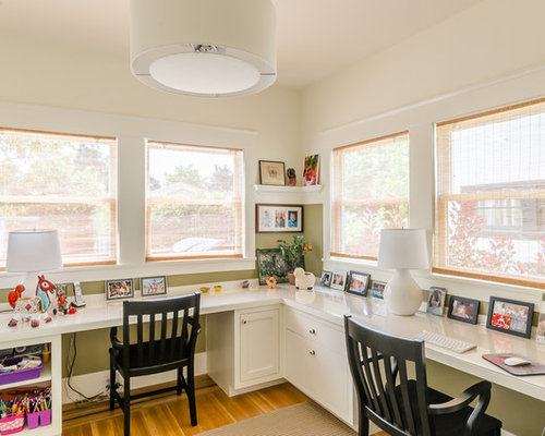 dual office space | houzz