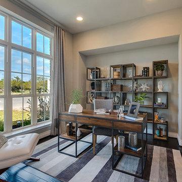 Gorgeous 3,257 Sq. Ft. Model Home Now Open in San Antonio's John Newcombe Estate