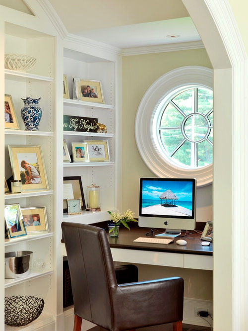 Small office reception area houzz for Small office area