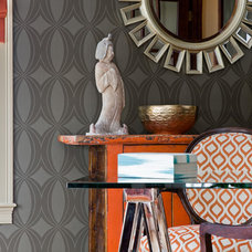 Traditional  by Ana Donohue Interiors