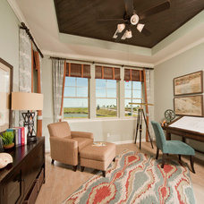 Tropical Home Office by David Weekley Homes - Grand Cay Harbour