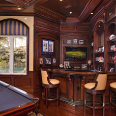 Home Office by Weiss Design Group, Inc.