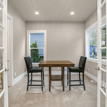 Greater Seattle Area | San Tropez B Home Office