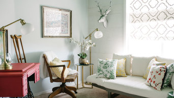Green With Envy Home Office