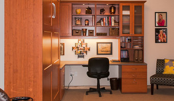 Guest Bedroom & Home Office Combo