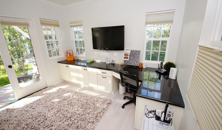Fantastic Home Offices On Houzz Tips From The Experts Largest Home Design Picture Inspirations Pitcheantrous