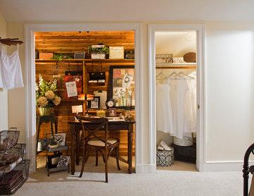 Guest Room & Home Office - Doylestown - Bucks County, PA