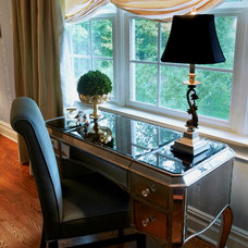 Traditional Home Office by Grande Interiors