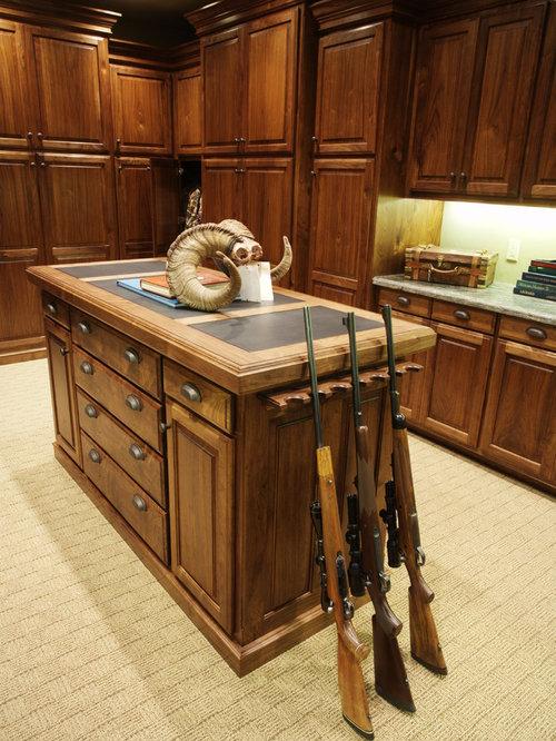 Gun Rack | Houzz