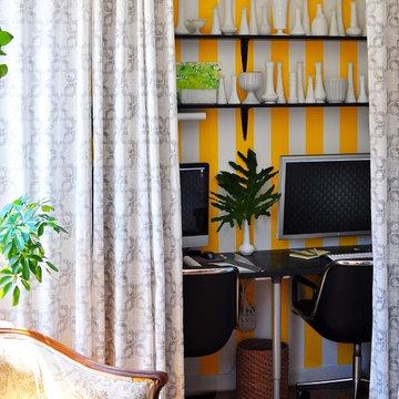 Harlem Apartment - Home Office