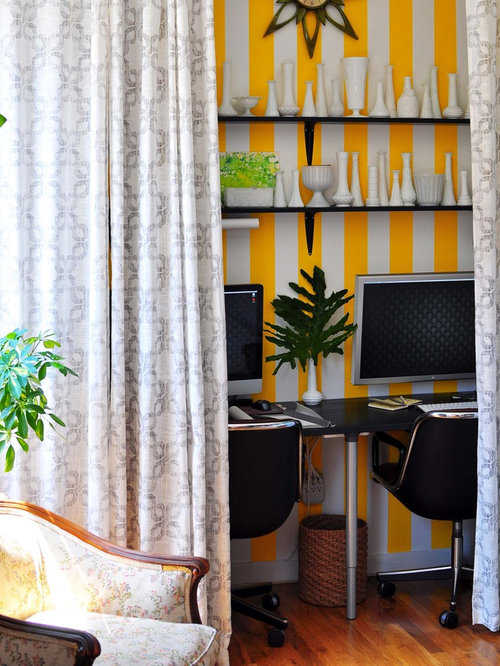 Office Curtains Houzz
