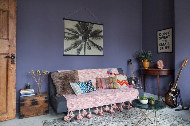 Eklektisch Arbeitszimmer by Emilie Fournet Interiors