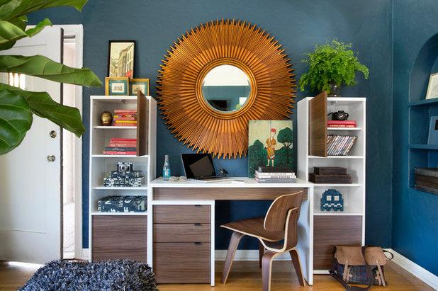 Moderne Bureau à domicile by Hayneedle