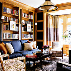 Traditional Home Office by Harrison Design Associates - DC